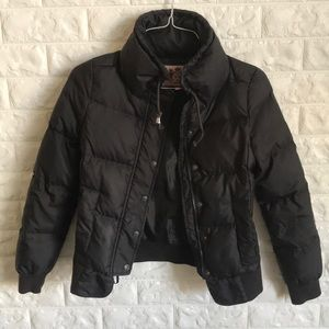 Juicy couture puffy coat SMALL